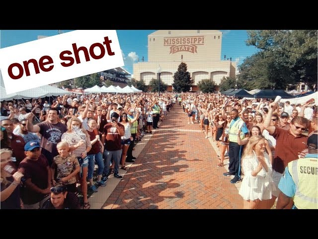 ONE SHOT: Tailgating at Mississippi State University