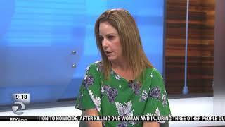 Keri Vellis KTVU Interview