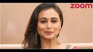 Rani Mukerji Celebrates Hichki's Success   Bollywood News