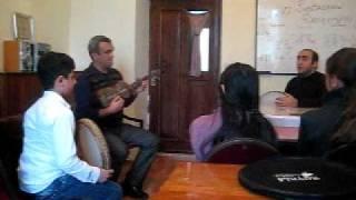 Rovsen Eziz-in Mugam sinfi-  Ehmedli Eziz SIMAYI SHEMS