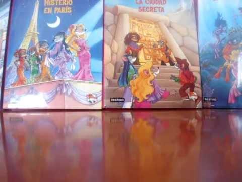 mi-coleccion-de-libros-de-geronimo-stilton...