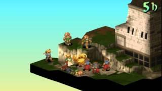 Dead Genre Live: Final Fantasy Tactics: War of the Lions stream 5