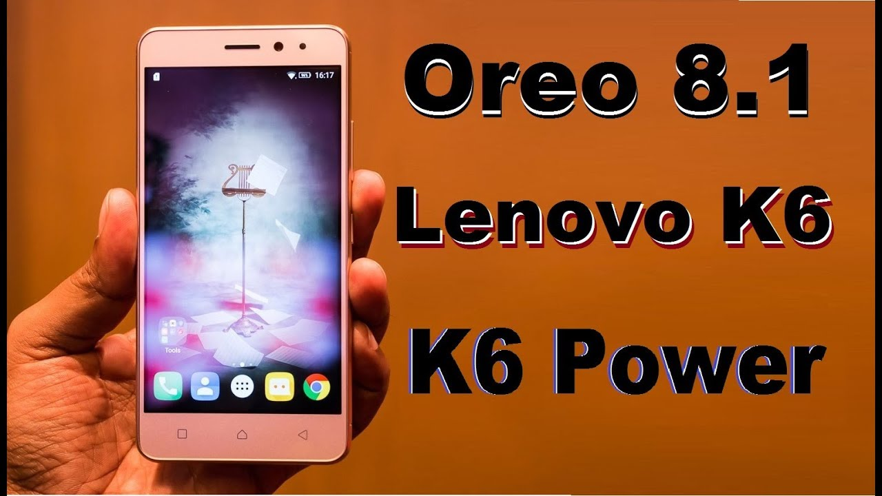 How to Update Android Oreo 8 1 in Lenovo K6 and K6 Power(LineageOS 15 1)