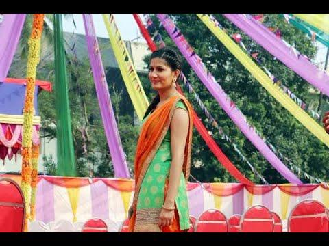 In Graphics: Abhay Deol and Bigg Boss fame Sapna Chaudhary shoot for Nanu Ki Jaanu