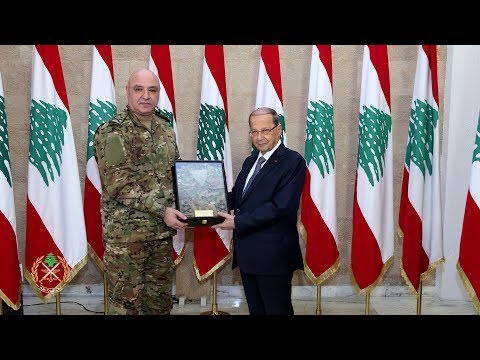 Lebanese Army achievements in 2017