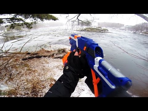 Nerf War First Person Shooter: The Care Package