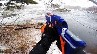 Nerf War: The Care Package (First Person Shooter)