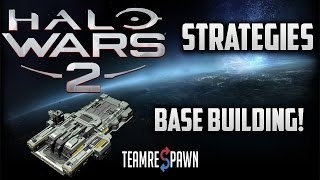 Best Initial Base Build Order | Halo Wars 2 Strategy