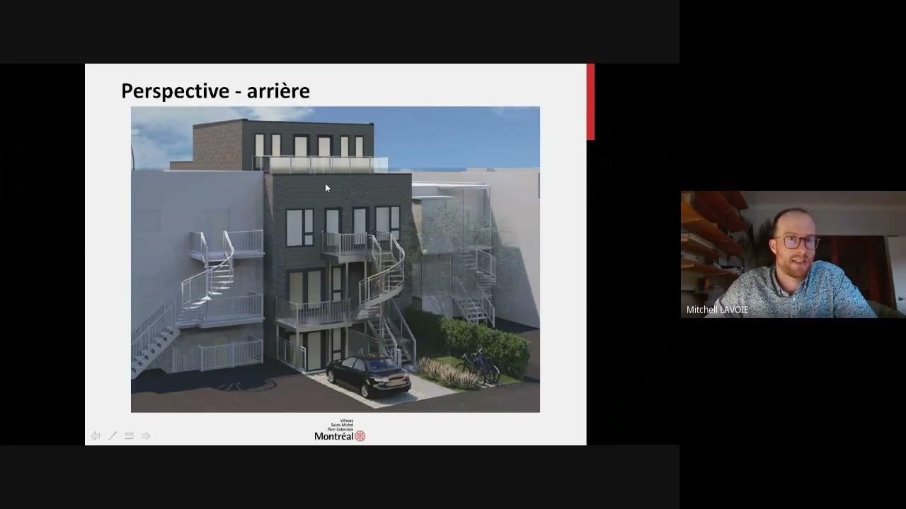 Download VSP - Comité de démolition : 7175, avenue Louis-Hébert