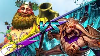 Bacchus vs Hades - Ranked 1v1 Joust - Smite