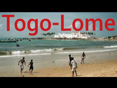 Lome City Of Beaches // West African Country Togo //