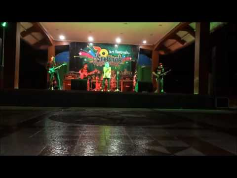 Cover Lagu For One Last Time - Killing Me Inside By: CAPSTONE BAND