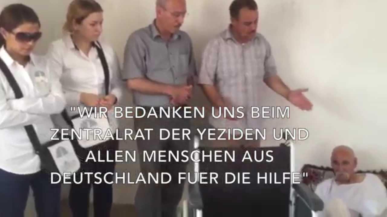 Spendenverteilung Deutschland