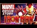 IRON MAN (aka TONY STARK) - THE STORY | MARVEL ORIGINS