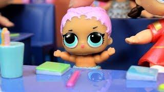 Куклы ЛОЛ Сборник Мультиков 2 - Сюрпризы #Игрушки - Мультик | Лалалупси Вероника