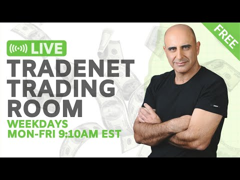 Tradenet Day Trading Room – 03/12/21 – Tech Stocks