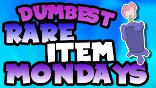 [Animal Jam] Top 10 Dumbest Rare Item Mondays