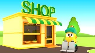 Liftys Laden - Kinder Cartoon auf Deutsch - 5 Folgen am Stück