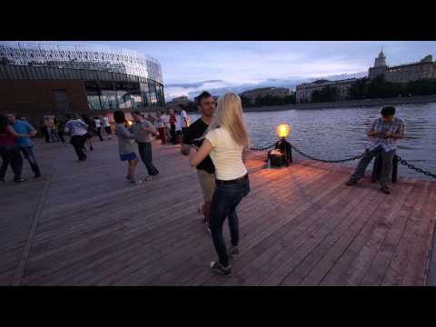 Open Air Bachata in Moscow (May 29th, 2013)