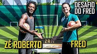 Aprenda a destruir seus amigos no futemesa com Zé Roberto