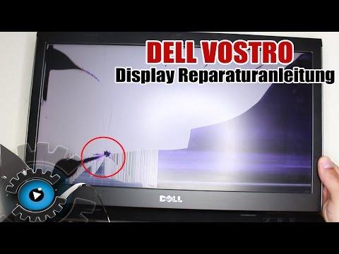 Wie repariere ich ein Laptop Display unter 3 Minuten [Dell Vostro 3550]
