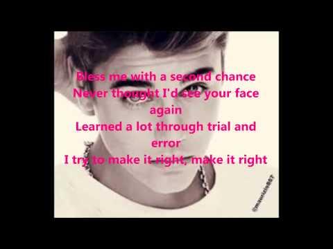 Justin Bieber - Recovery (Lyrics On Screen)