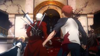 Episodes #23 & #24 CM - Unlimited Blade Works