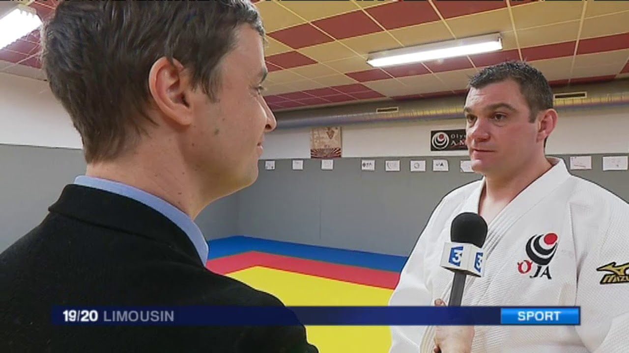 club judo ambazac