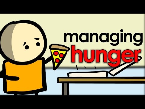 Always Hungry? These 5 Tips Can Help!