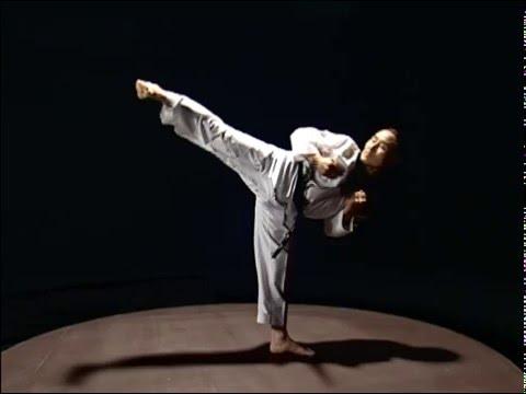 Taekwondo basic kicks