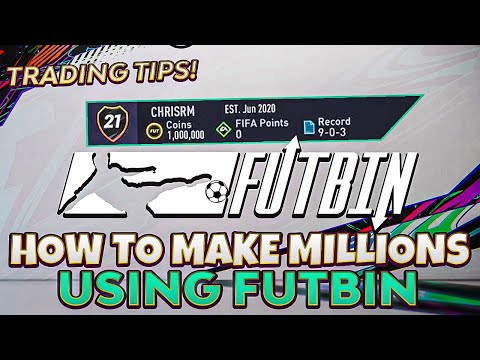 HOW TO MAKE MILLIONS OF COINS USING FUTBIN IN FIFA 21! ADVANCED FUTBIN TUTORIAL!