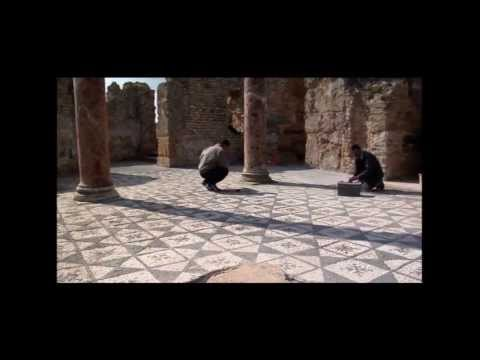 Conservation of Mosaics at Archaeological Sites
