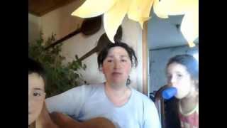 Adiós Tia Paty, Adiós Tia Lela(8)  ORIGINAL mama cantando con paciencia (original)