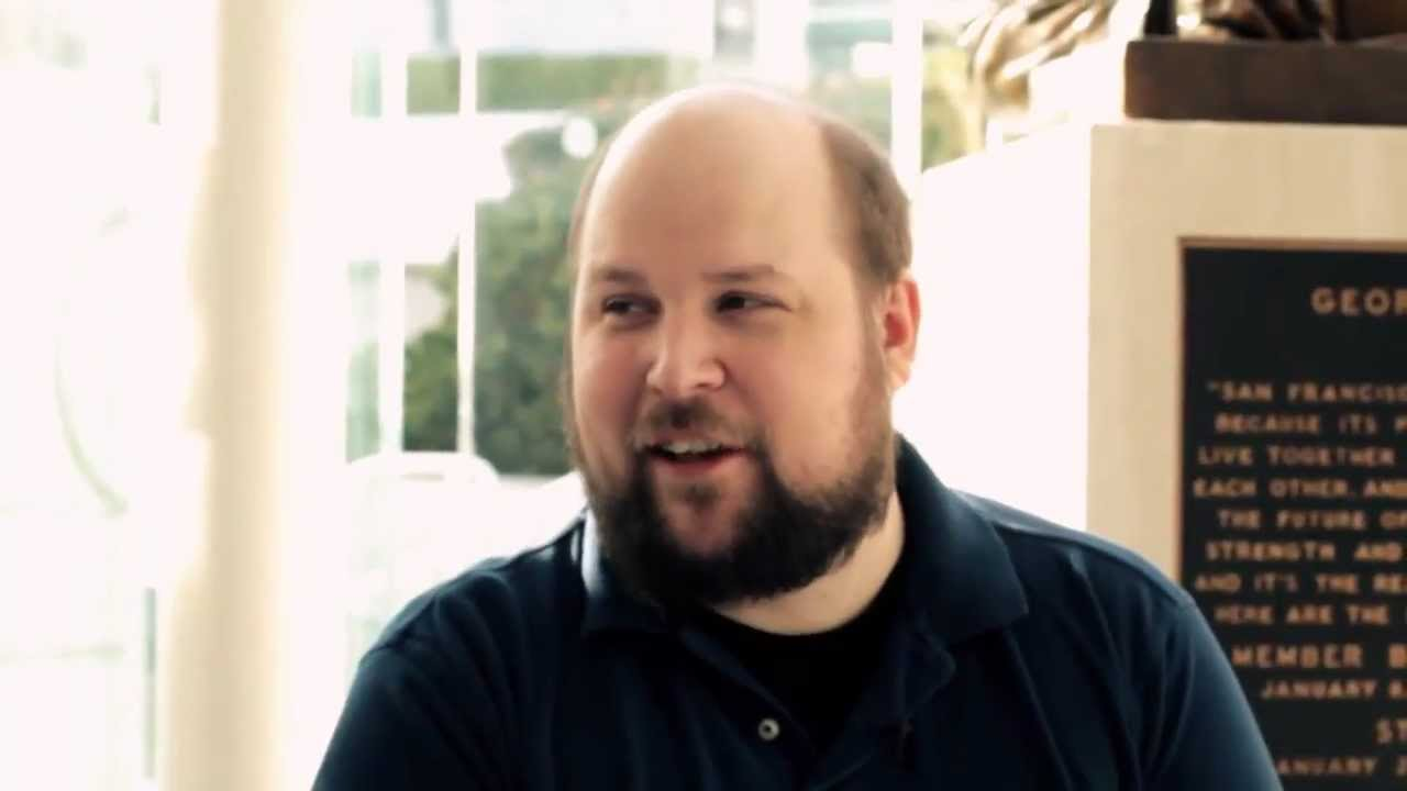 """GDC 2012 - Interview with Markus """"Notch"""" Persson of Mojang ..."""
