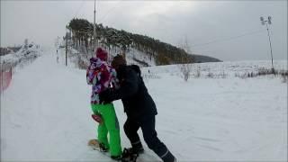 Уктус (Екатеринбург) - открытие горнолыжного сезона impulse club - 2016