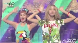 Girls Generation (Snsd) Party English version.