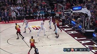 3rd Quarter, One Box Video: Utah Jazz vs. Charlotte Hornets