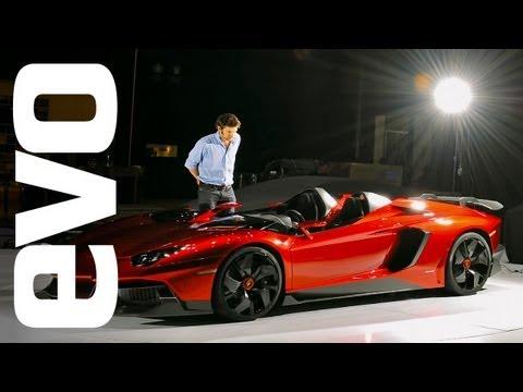 Delicieux Geneva Motorshow 2012: Lamborghini Aventador J    Private Unveiling. Evo  Magazine Exclusive