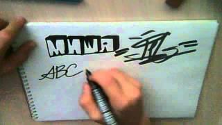 Урок по Граффити (Шрифт и Тег)