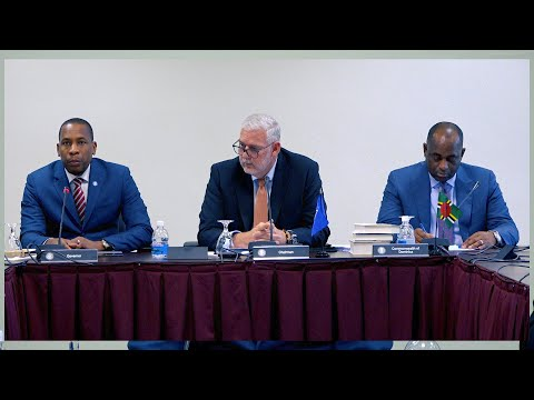 ECCB Connects Season 12 Episode 7 - 95th Meeting of the ECCB Monetary Council Media Conference