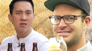 Boozy Cider Taste Test  • Feast Mode Hunger Squad