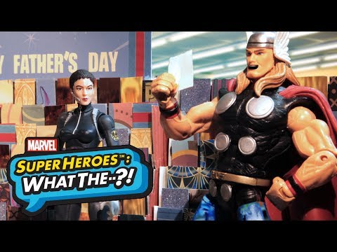 Marvel Super Heroes: What The--?! Father's Day Special 2017