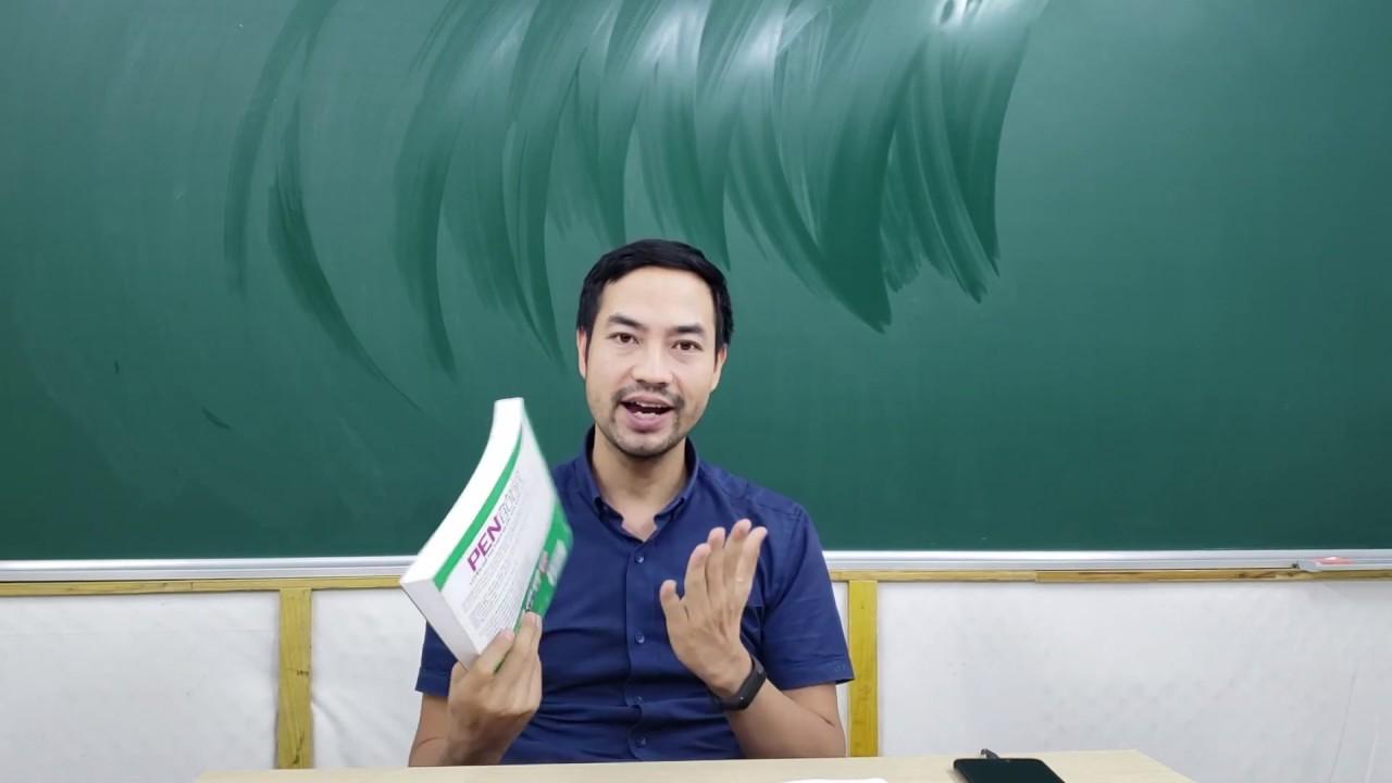 Thầy Nguyễn Thành công review cuốn PENBOOK
