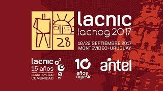 Lightning Talks LACNOG LACNIC 12 pasos para implementar IPv6
