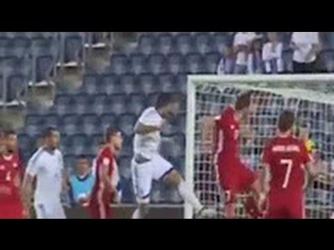 Israel vs Liechtenstein 2-1 Goals & Highlights 09/10/2016