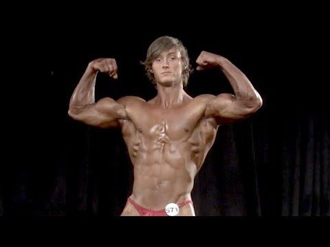 Teen Bodybuilder Camren Cochran Bodybuilding Posing Youtube