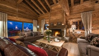 Chalet Mon Izba - Luxury Ski Chalet Verbier, Switzerland