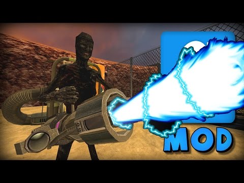 Garry's Mod: Black Mesa Weapons Mod Showcase