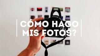 ¿CÓMO HAGO MIS FOTOS?
