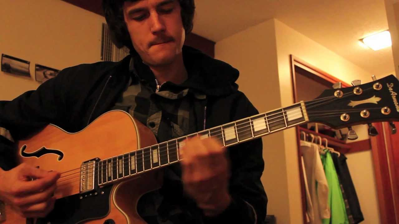 Just Friends Chord Melody Youtube